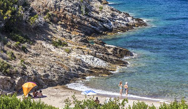 Insel Elba, Italien, Mittelmeer, Strand, Ferien, Buzzancone