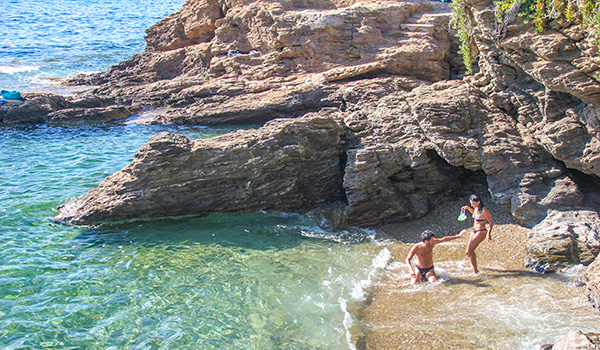 Insel Elba, Italien, Mittelmeer, Strand, Ferien, Cala Peducelli