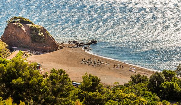 Insel Elba, Italien, Mittelmeer, Strand, Ferien, Cala Seregola