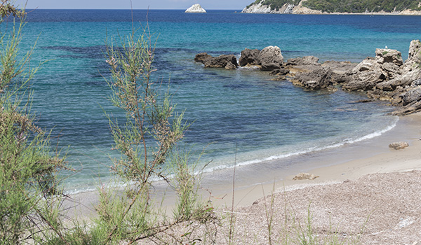 Insel Elba, Italien, Mittelmeer, Strand, Ferien, Viticcio