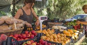 Foto: Obst und Gemüse essen auf der Insel Elba