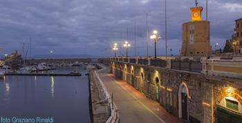 Hafen von Rio Marina auf der Insel Elba