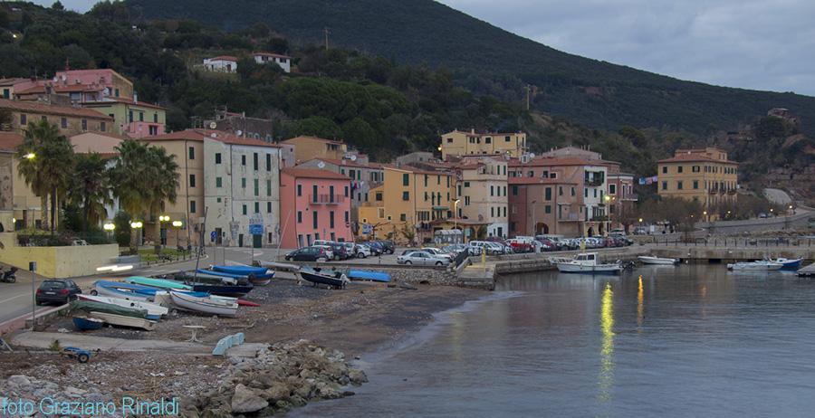 Rio Marina auf der Insel Elba