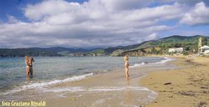 Insel Elba. Strand von Lido di Capoliveri