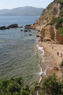 Insel Elba | Strand Cala dei Peducelli in Capoliveri