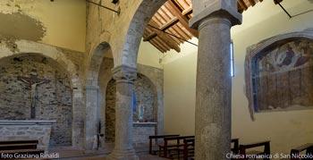 Kirche von San Piero auf der Insel Elba