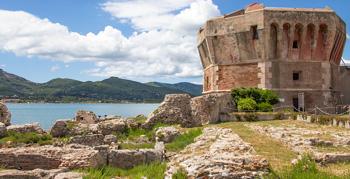 Portoferraio Insel Elba - Beitrag über die Gründung der Stadt