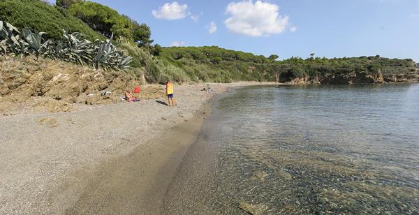 Insel Elba, Norsi, Strand, Meer, Toskana