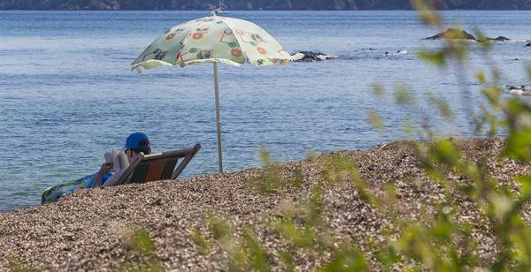 Insel Elba, Norsi, Strand, Meer. Toskana