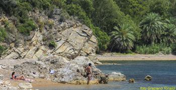 Insel Elba, Ottonella, Ottonella Strand, Meer, Urlaub Italien