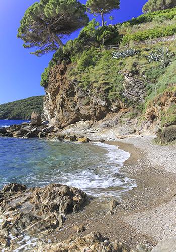 Insel Elba, Gennaro, Strand, Meer, Mittelmeer