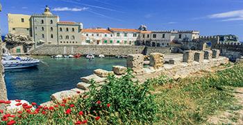Insel Elba, Italiean, Mittelmeer, Portoferraio, Toskana, ferien