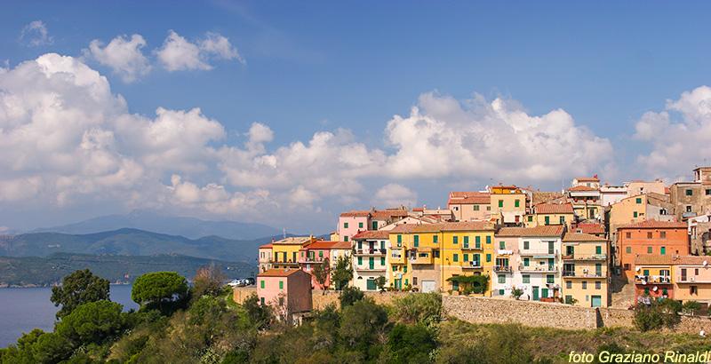 Insel Elba, Italiean, Mittelmeer, Capoliveri, Toskana, ferien