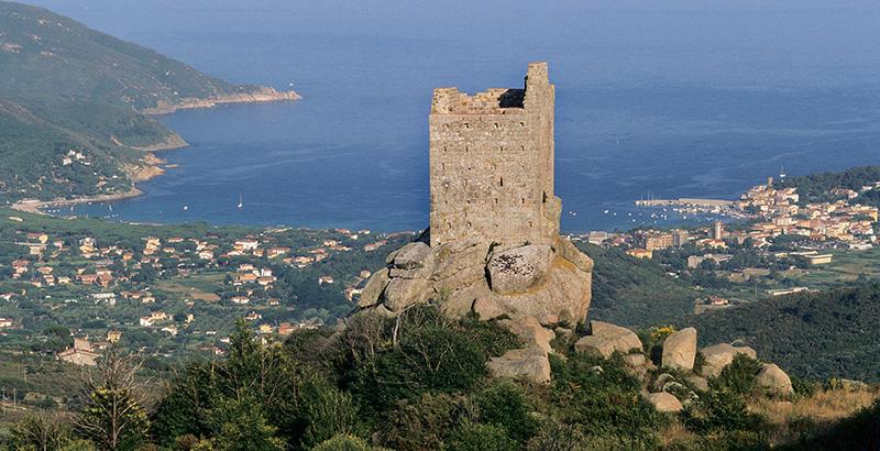 Insel Elba, Italien, Mittelmeer, San Giovanni, Toskana, ferien