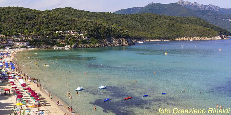 Biodola, Scaglieri, Insel Elba, Strand, Mittelmeer, Italien, Toskana, Sommer, Ferienwohnungen