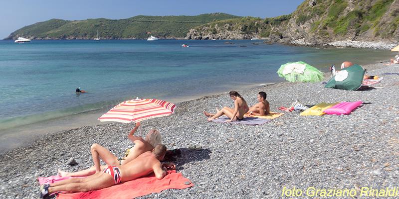 Insel Elba, Strand, Mittelmeer, Italien, Toskana, Sommer, Ferienwohnungen